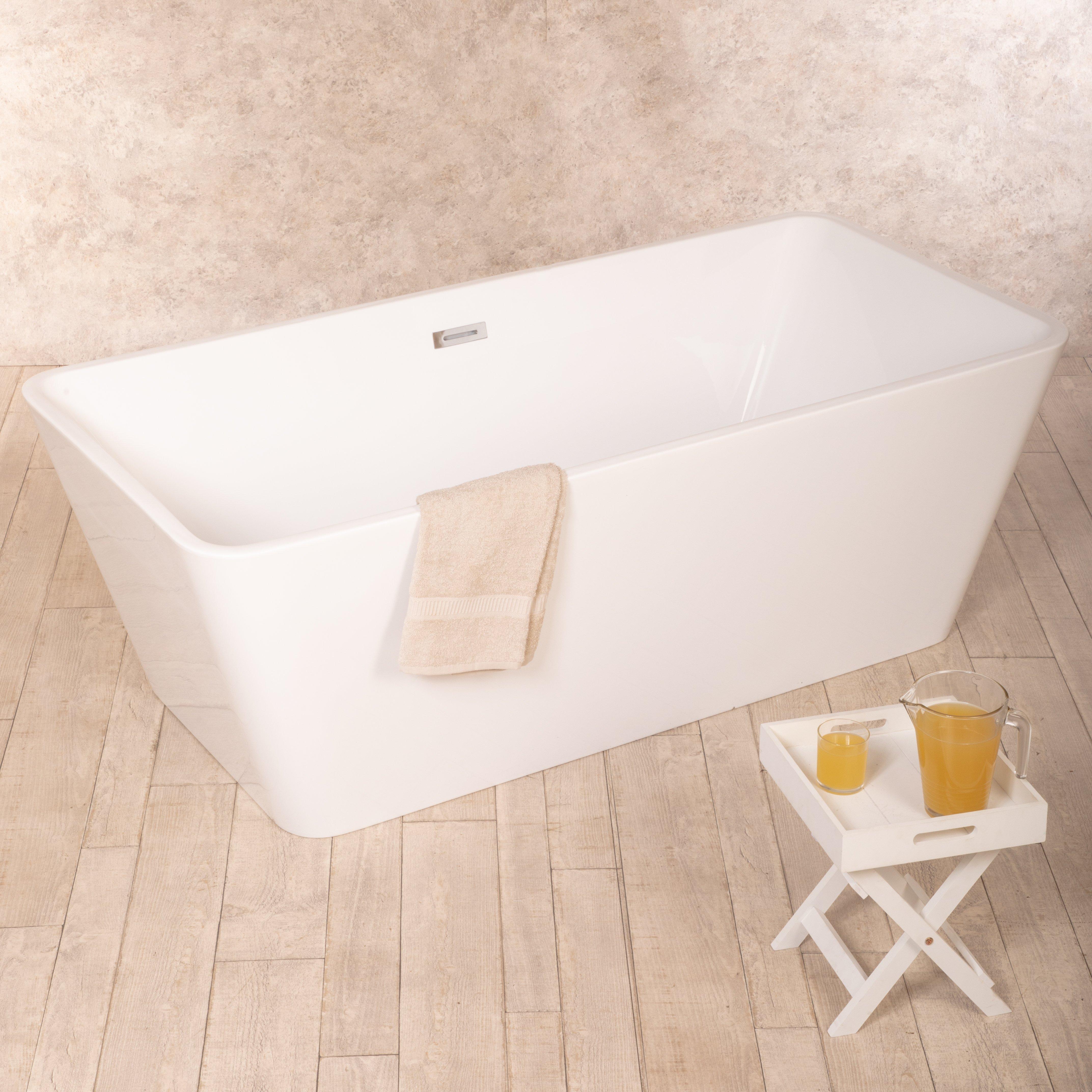 Vasca Da Bagno Freestanding Relax Design 170x80cm Cod 00001163