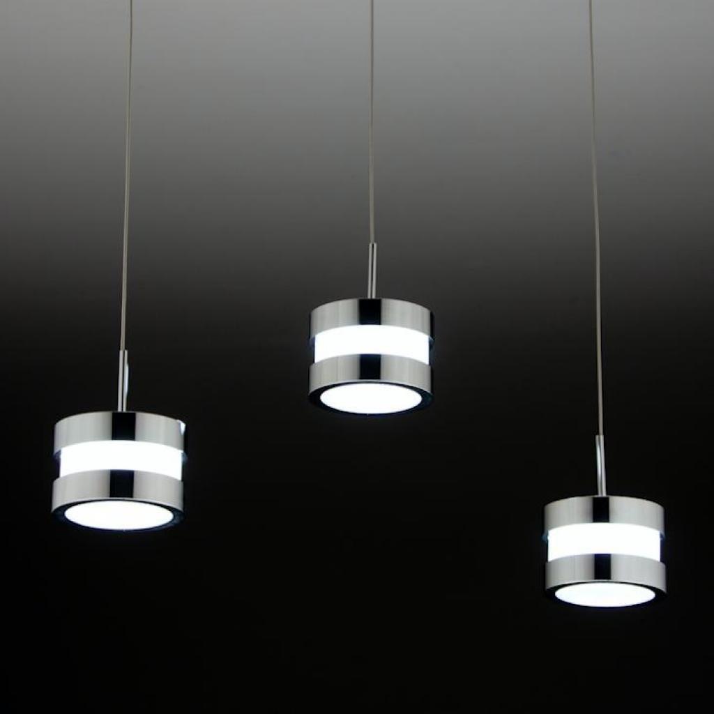Negozi Di Lampadari A Salerno lampadario moderno a sospensione led cup 3 di design cod