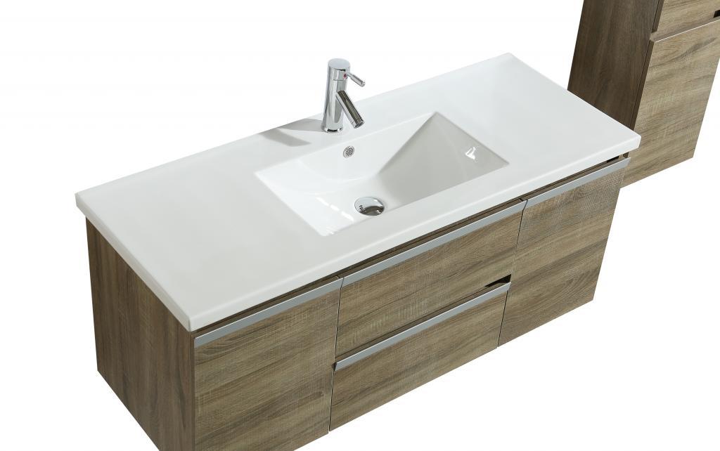 Mobile arredo bagno venice 120 cm spazioso colonna for Arredo bagno mestre