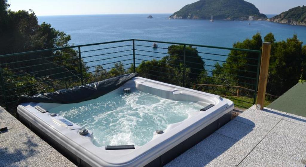 Vasche Da Bagno Zen : Minipiscina vasca idromassaggio spa zen eco da esterno cod