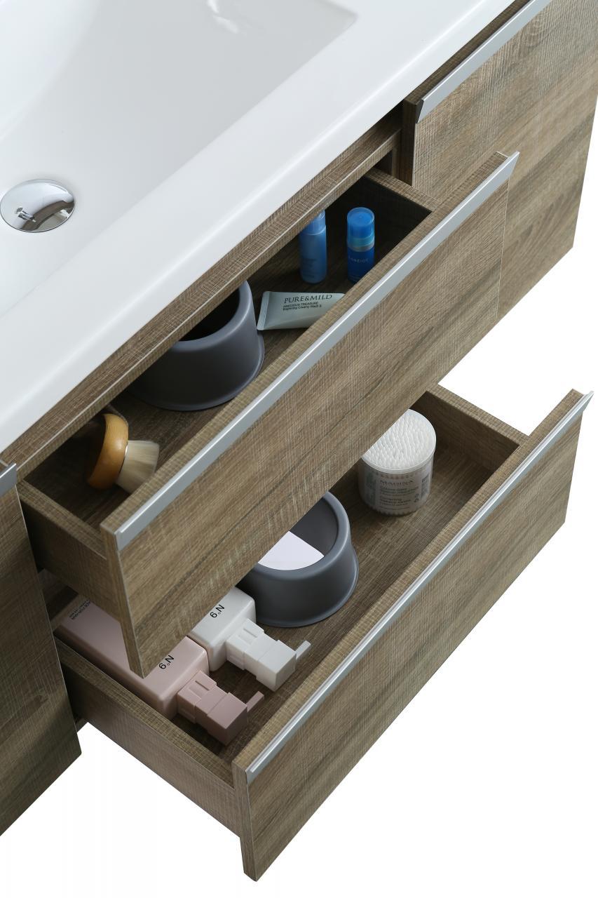 Mobile arredo bagno venice 120 cm spazioso colonna arredo for Arredo bagno mestre