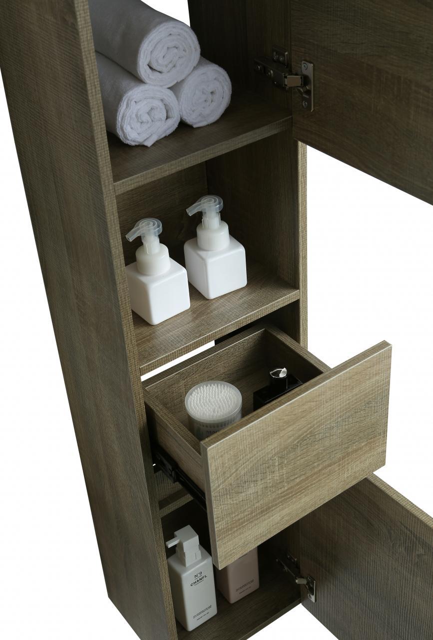 Mobile arredo bagno venice 120 cm spazioso colonna arredo - Arredo bagno mestre ...